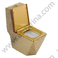 توالت فرنگی طلایی ۱۶۷ pier