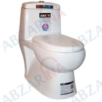 توالت فرنگی کاتیا مدل روما
